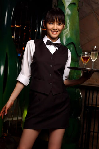 Sexy Waitress Uniform