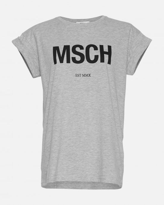 Moss Alva MSCH Est Tee - available in 2 colours