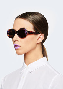 Reality Eyewear - Lady Grandzigger Lilac Turtle