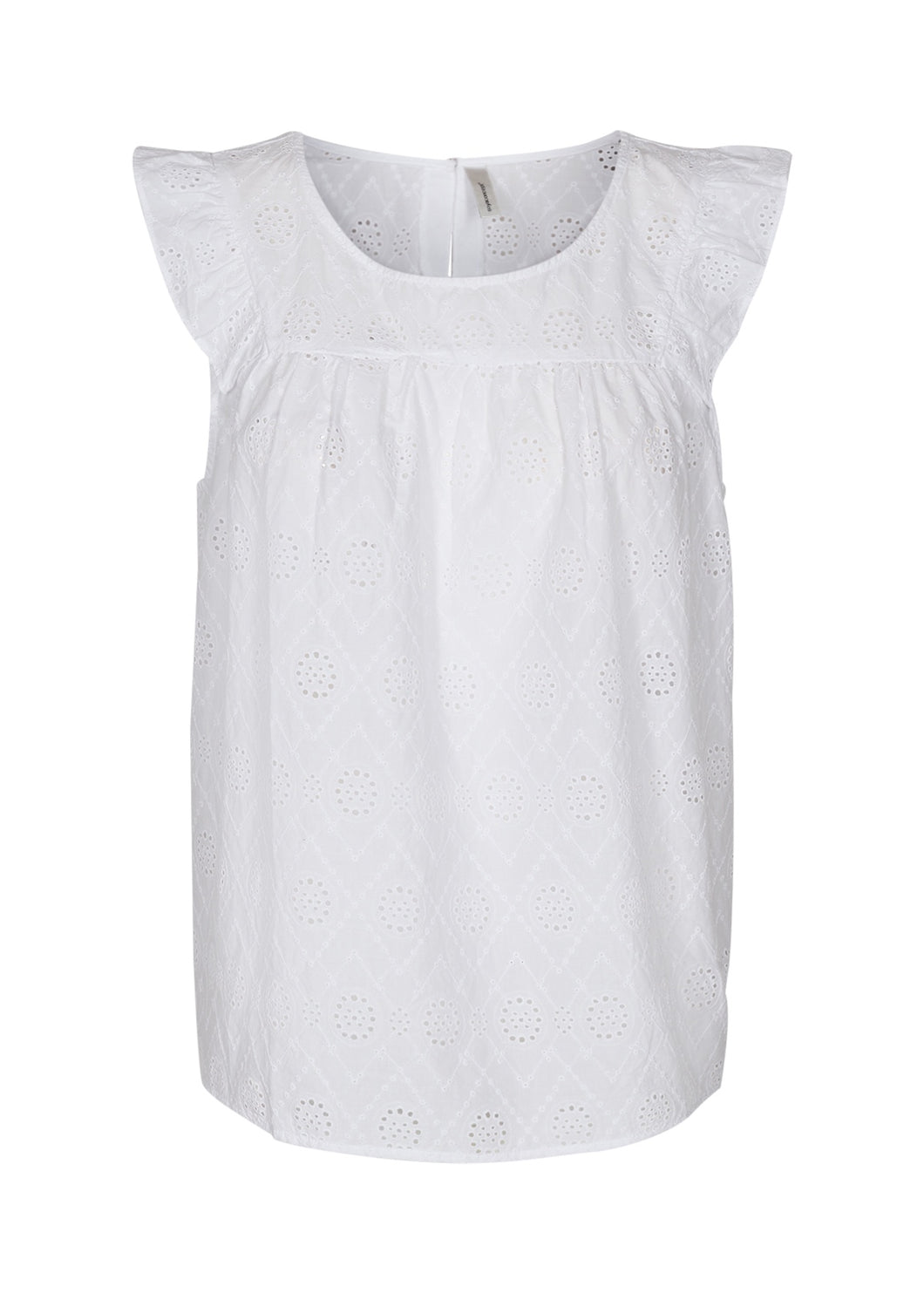 Soyaconcept Iani Top - White