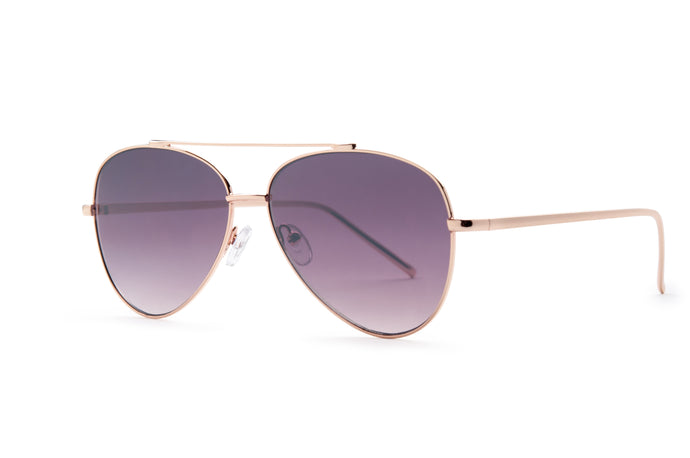 Reality Eyewear - Mr Chips Rose Gold