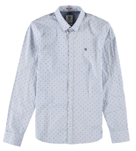 Garcia mens light blue shirt