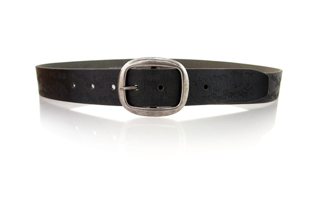 Loop leather Angola belt