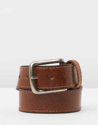 Loop Leather Co Big Country Belt