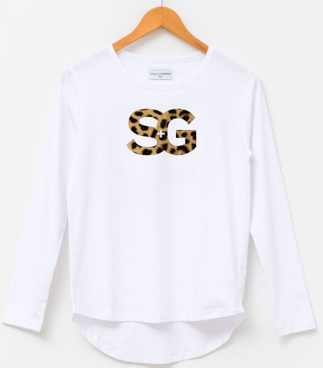 Stella + Gemma Long Sleeved Tee