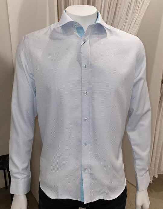 Thomson & Richards Sagar Sky Shirt