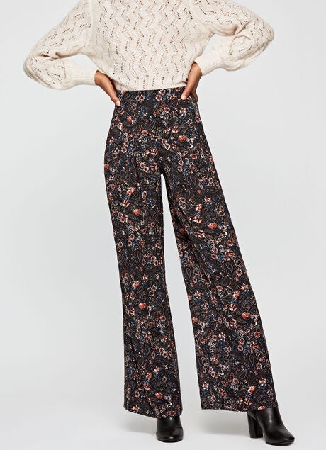 Pepe Jeans Freja Printed Trousers