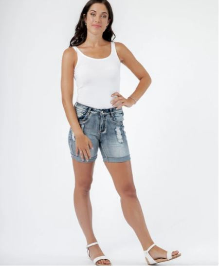 Bronte Denim Shorts