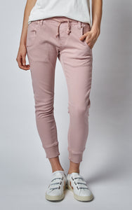 Dricoper Active Jogger Jean Pink Clay