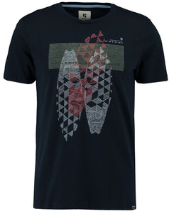 Garcia Mens Tee - Dark Moon