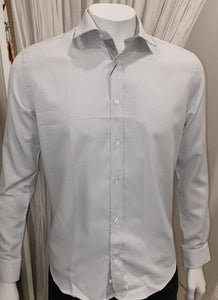 Thomson & Richards Sagar Taupe Shirt