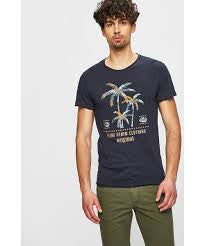 Blend Palm Tree Tee