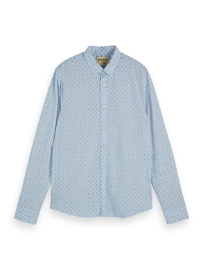 Scotch & Soda Allover Print Shirt