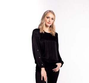 Seduce Astra Top - Black