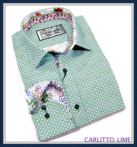 Negretti Carlito Long Sleeve Shirt