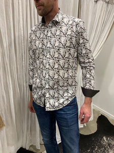 Thomson & Richards Blossom Longsleeve Shirt