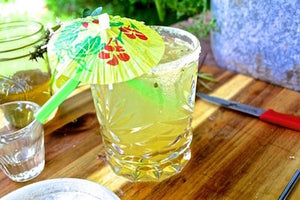 Tropical Thai Twist Cocktail