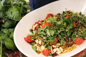 Spiced Couscous Salad with Fresh Herbs