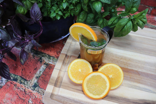 Basil Hot Toddy