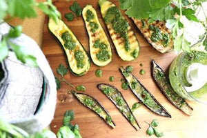 Chimichurri Recipe With Homegrown Fresh Herbs