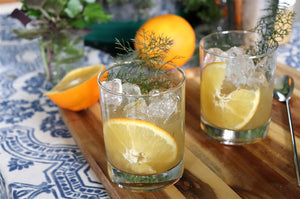 Fennel Flannel Cocktail Recipe