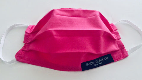 Pink Starburst Face Accessory - SADE GLAMOUR