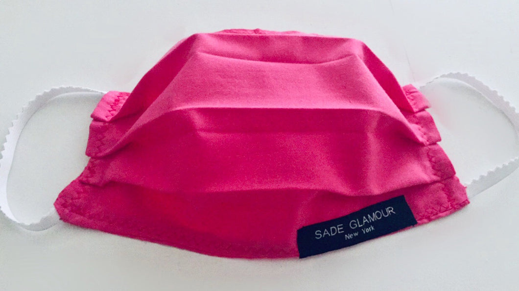 """NEW"" Pink Starburst Face Accessory - SADE GLAMOUR"