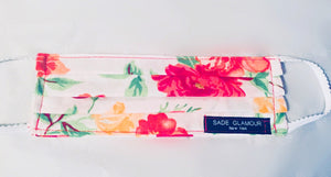 Flower love face accessory - SADE GLAMOUR