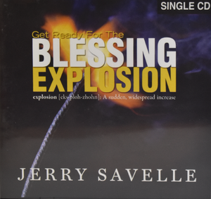 Get Ready For The Blessing Explosion