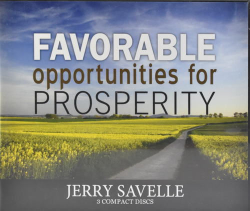 Favorable Opportunities For Prosperity
