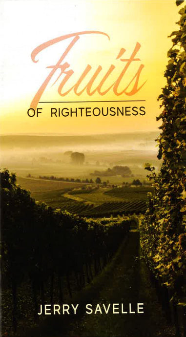 Fruits of Righteousness