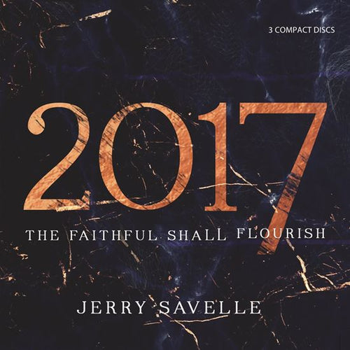 2017 The Faithful Shall Flourish