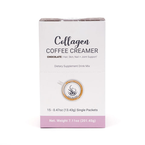 Chocolate Collagen Coffee Creamer