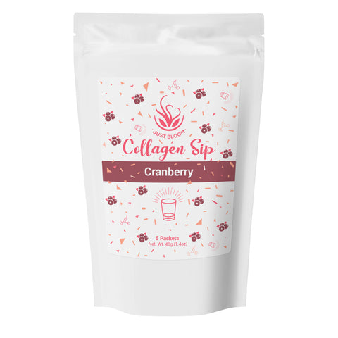 Cranberry Collagen Sip