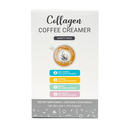 Collagen Creamer Variety Box