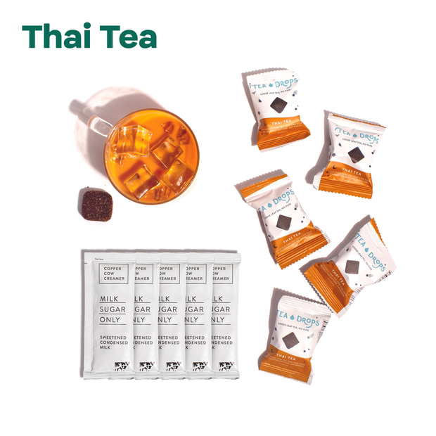 The Tea Trio Bundle