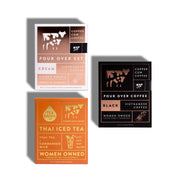 Coffee and Tea Trio Bundle