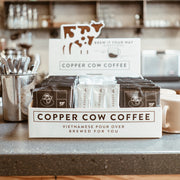 Copper Cow Brew Station Trial
