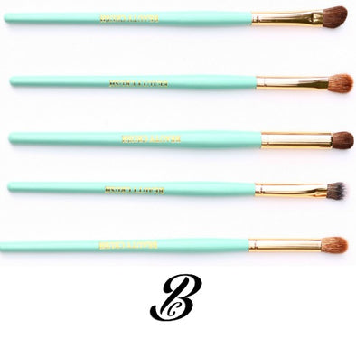 Beauty Crush Eye 5pc Brush Set