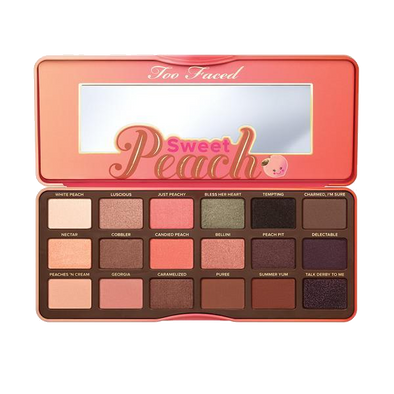 Sweet Peach Too Faced Palette