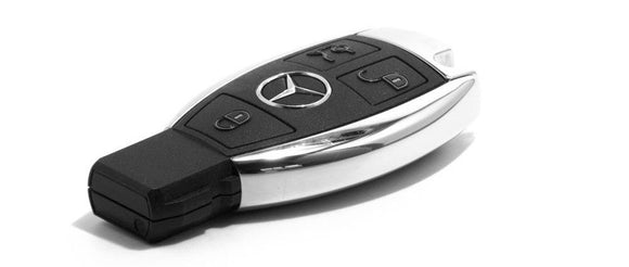 Mercedes Transponder Key