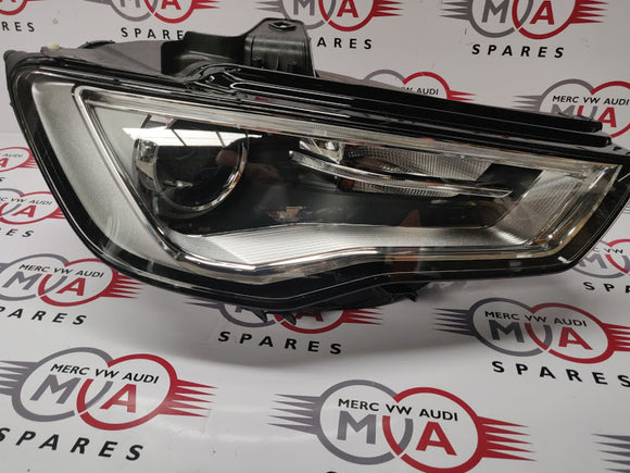 COMPLETE A3/S3 HEADLIGHT XENON BRAND NEW