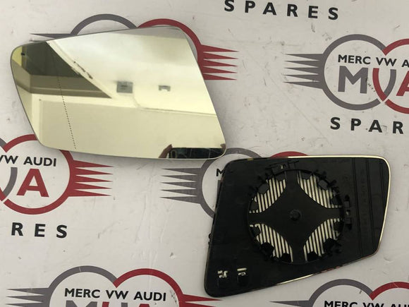 A2468100121 MERCEDES BENZ MIRROR GLASS BRAND NEW OEM