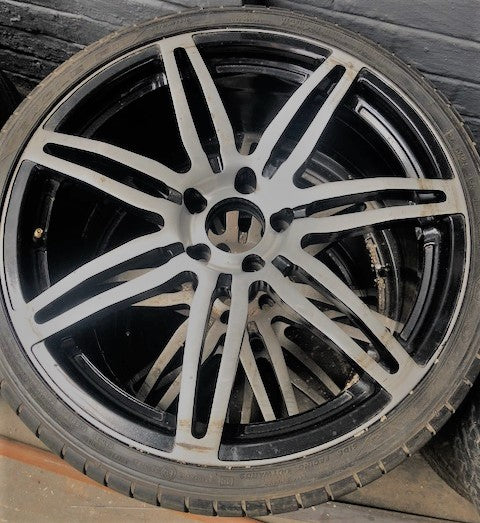 Mercedes Wheels SET