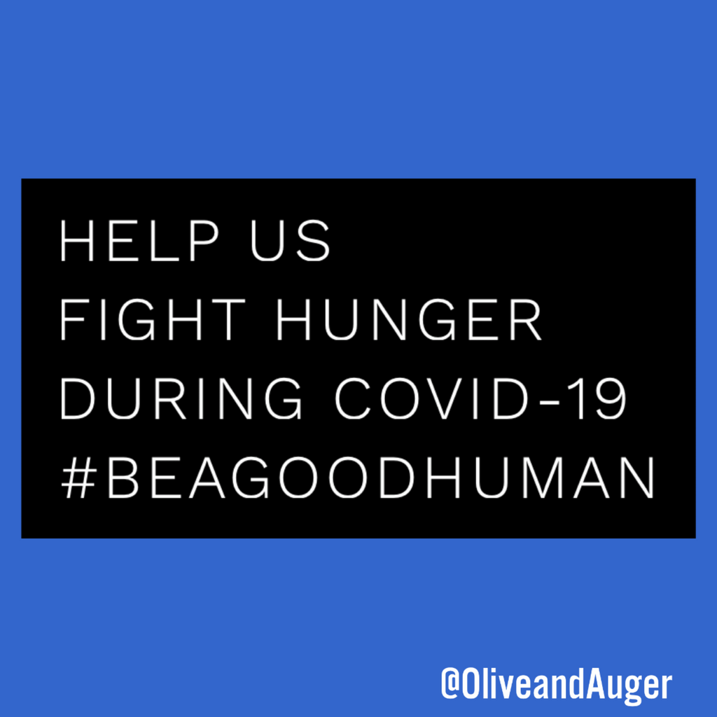 Help Us Fight Hunger During COVID-19