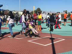 Miracle League Superhero Day 2018