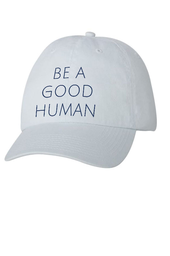 Be A Good Human Hat - Olive & Auger