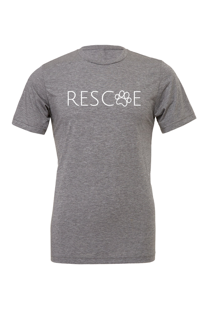 Load image into Gallery viewer, Rescue Unisex T-Shirt - Olive & Auger