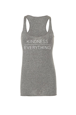 Load image into Gallery viewer, Kindness Over Everything Women's Tank Top - Olive & Auger