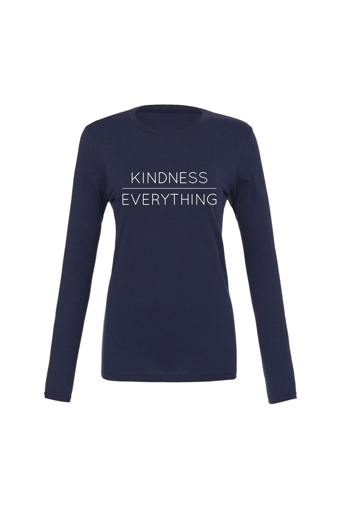 Kindness Over Everything Women's Long Sleeve T-Shirt